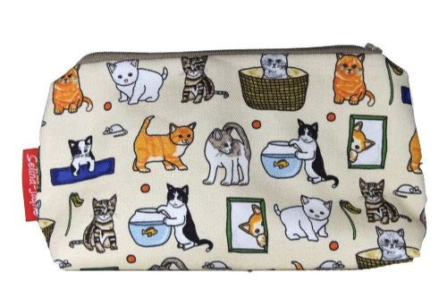 Selina-Jayne Kittens Limited Edition Designer Cosmetic Bag